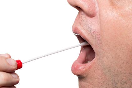 Swab or Oral Fluid